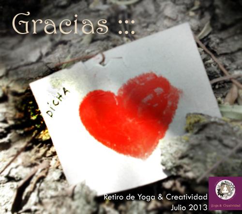 Imagen del Retiro de Yoga & Creatividad | Junio 2013